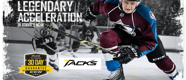 CCM Tacks - In Store Now!